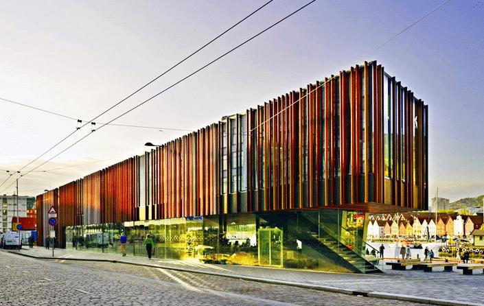 ساختمانسازی مدرن
